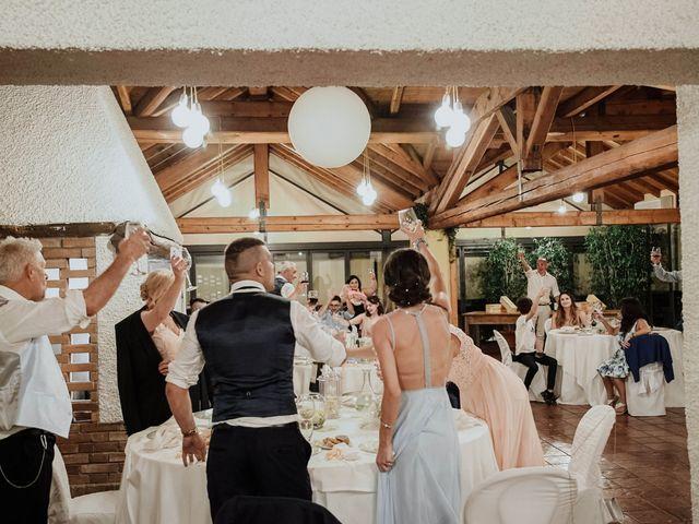 Il matrimonio di Sabrina e Cristian a Malnate, Varese 50