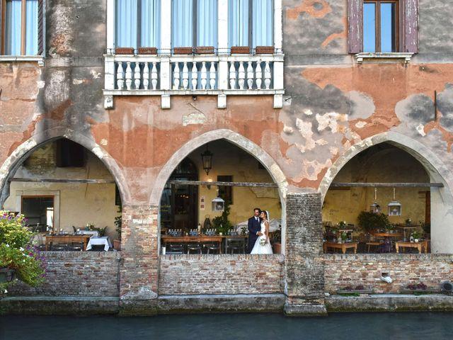 Il matrimonio di Francesco e Dalida a Treviso, Treviso 5