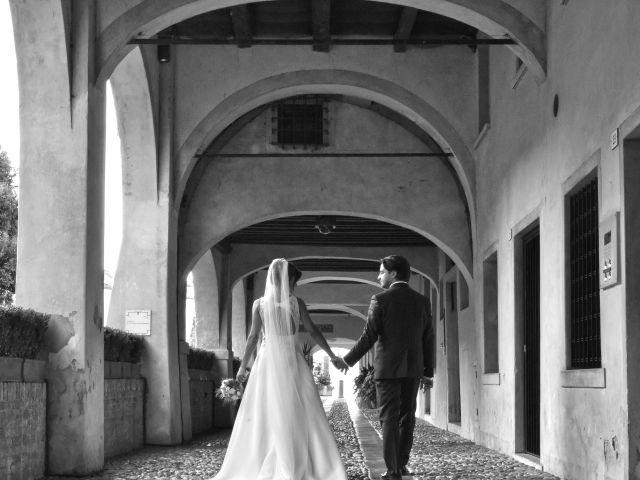 Il matrimonio di Francesco e Dalida a Treviso, Treviso 16