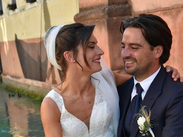 Il matrimonio di Francesco e Dalida a Treviso, Treviso 22