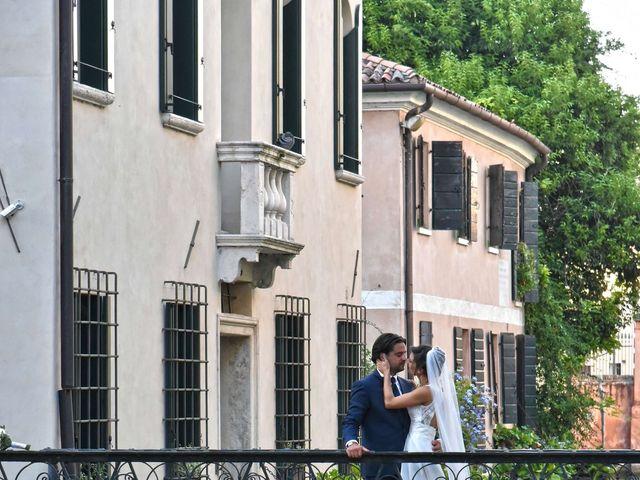 Il matrimonio di Francesco e Dalida a Treviso, Treviso 26
