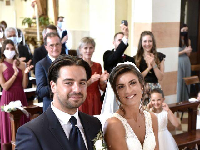 Il matrimonio di Francesco e Dalida a Treviso, Treviso 36