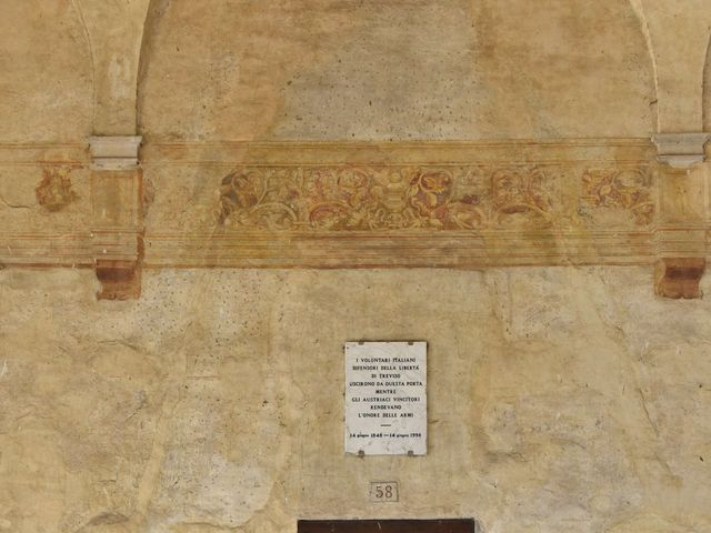 Il matrimonio di Francesco e Dalida a Treviso, Treviso 39