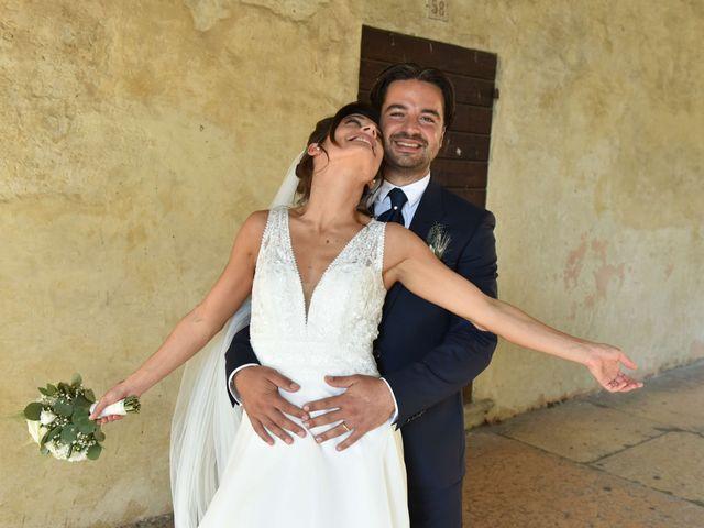 Il matrimonio di Francesco e Dalida a Treviso, Treviso 40