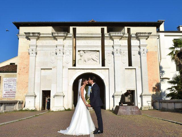 Il matrimonio di Francesco e Dalida a Treviso, Treviso 41