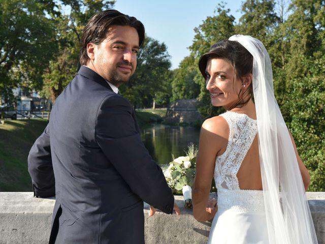 Il matrimonio di Francesco e Dalida a Treviso, Treviso 43