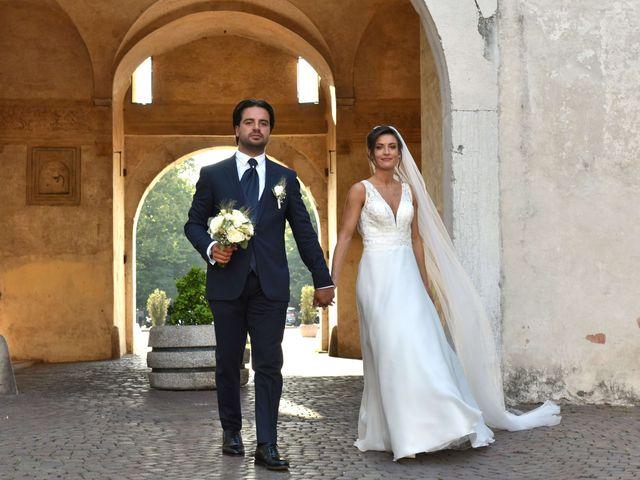 Il matrimonio di Francesco e Dalida a Treviso, Treviso 44
