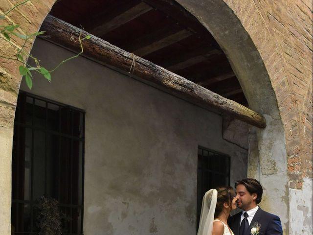 Il matrimonio di Francesco e Dalida a Treviso, Treviso 47