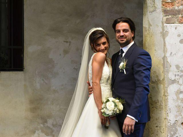 Il matrimonio di Francesco e Dalida a Treviso, Treviso 48