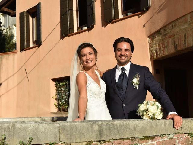 Il matrimonio di Francesco e Dalida a Treviso, Treviso 52