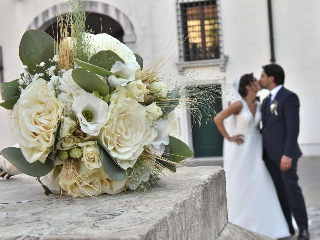 Il matrimonio di Francesco e Dalida a Treviso, Treviso 53