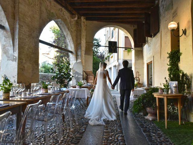 Il matrimonio di Francesco e Dalida a Treviso, Treviso 54
