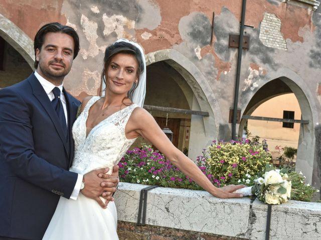 Il matrimonio di Francesco e Dalida a Treviso, Treviso 55