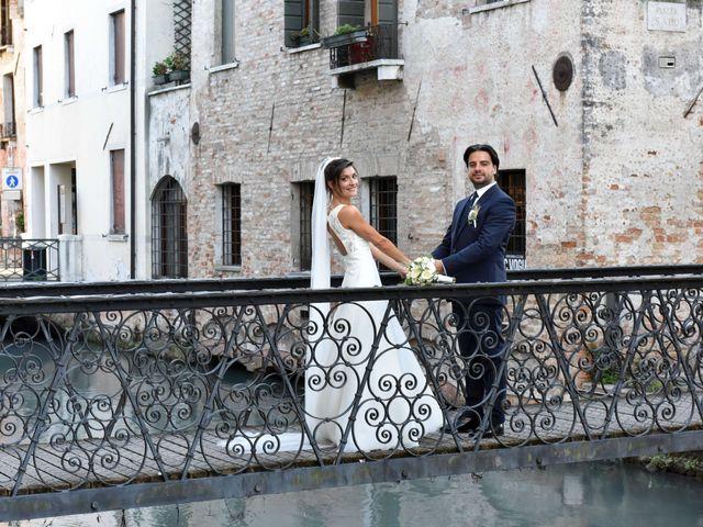 Il matrimonio di Francesco e Dalida a Treviso, Treviso 59