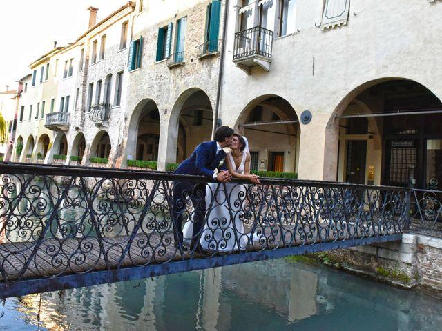 Il matrimonio di Francesco e Dalida a Treviso, Treviso 60