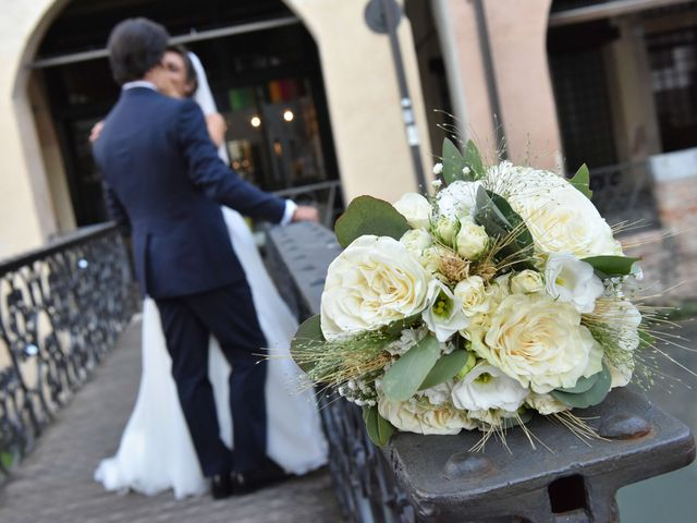 Il matrimonio di Francesco e Dalida a Treviso, Treviso 61