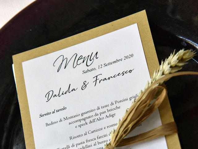 Il matrimonio di Francesco e Dalida a Treviso, Treviso 70