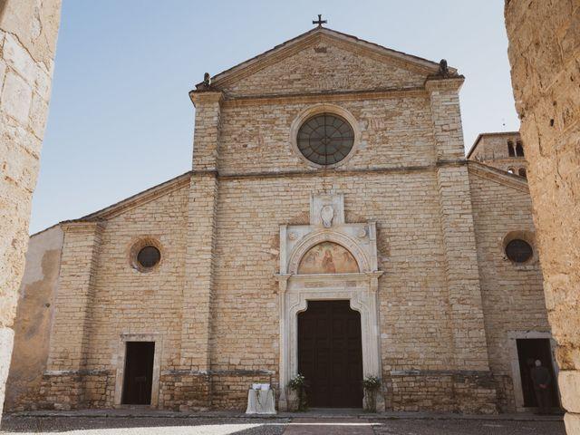 Il matrimonio di Giulia e Andrea a Rieti, Rieti 25
