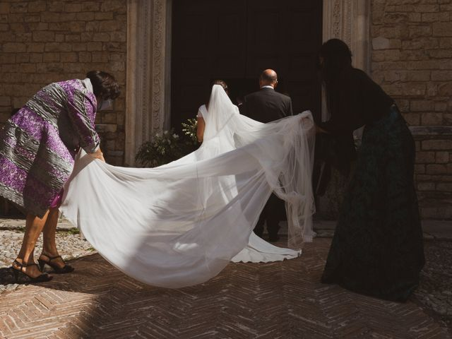 Il matrimonio di Giulia e Andrea a Rieti, Rieti 30