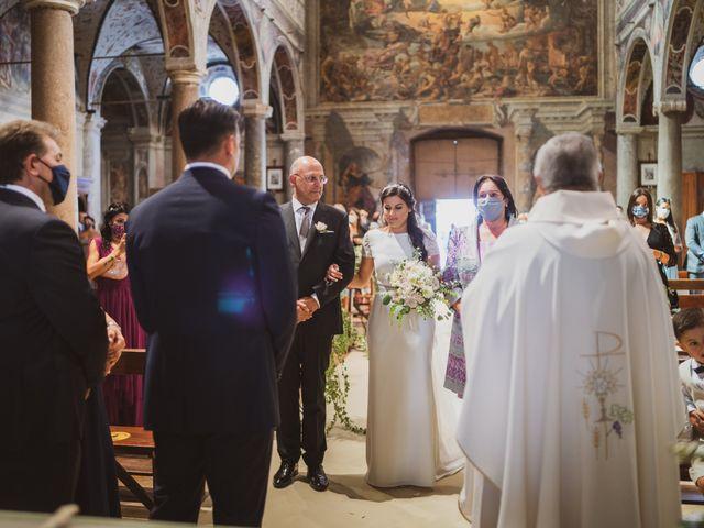Il matrimonio di Giulia e Andrea a Rieti, Rieti 32