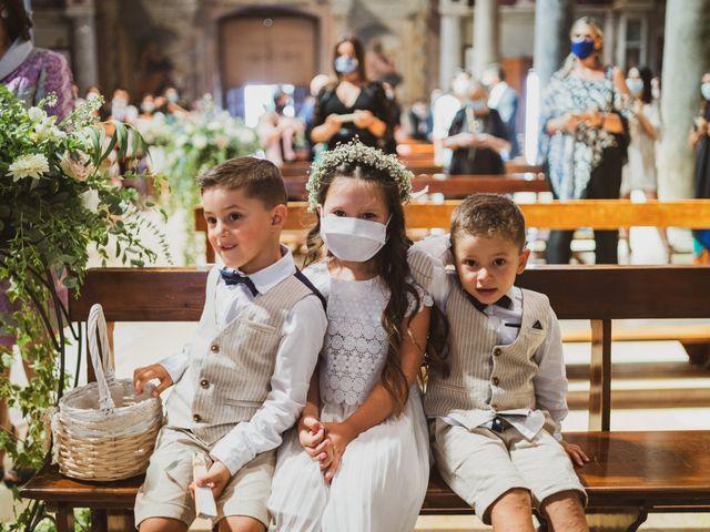 Il matrimonio di Giulia e Andrea a Rieti, Rieti 33