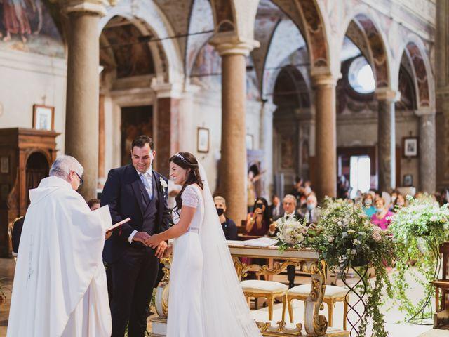 Il matrimonio di Giulia e Andrea a Rieti, Rieti 35
