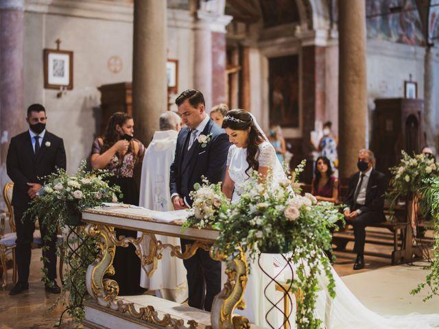Il matrimonio di Giulia e Andrea a Rieti, Rieti 37