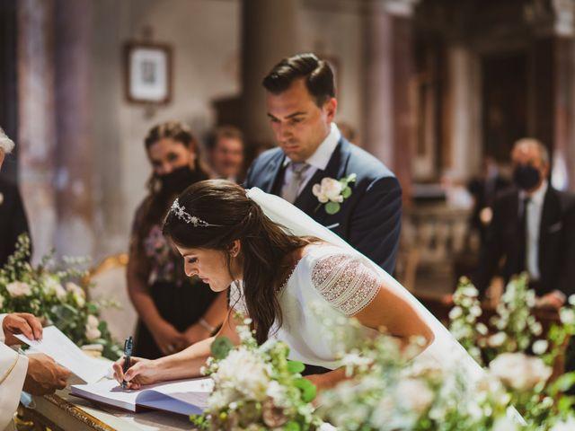 Il matrimonio di Giulia e Andrea a Rieti, Rieti 38