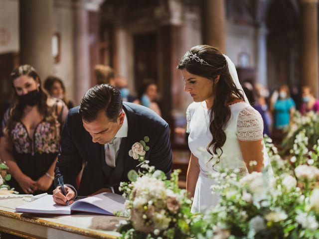 Il matrimonio di Giulia e Andrea a Rieti, Rieti 39