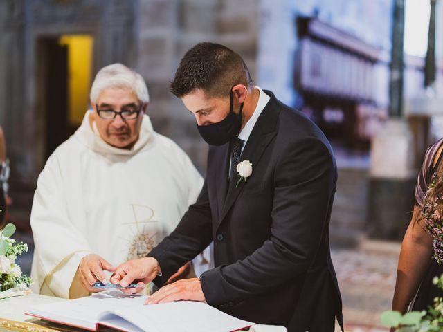 Il matrimonio di Giulia e Andrea a Rieti, Rieti 41