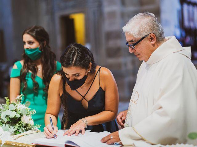 Il matrimonio di Giulia e Andrea a Rieti, Rieti 42