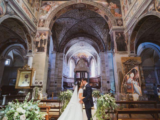 Il matrimonio di Giulia e Andrea a Rieti, Rieti 44