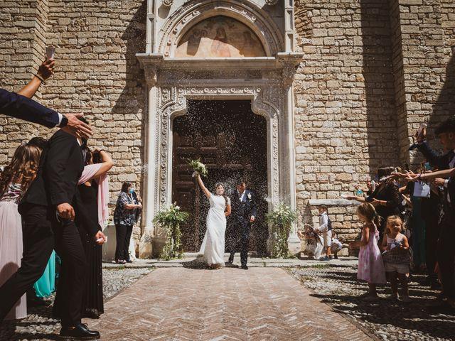 Il matrimonio di Giulia e Andrea a Rieti, Rieti 45