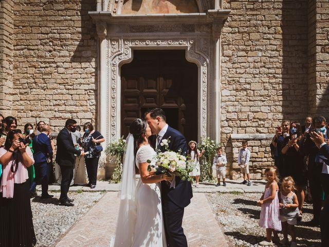 Il matrimonio di Giulia e Andrea a Rieti, Rieti 48