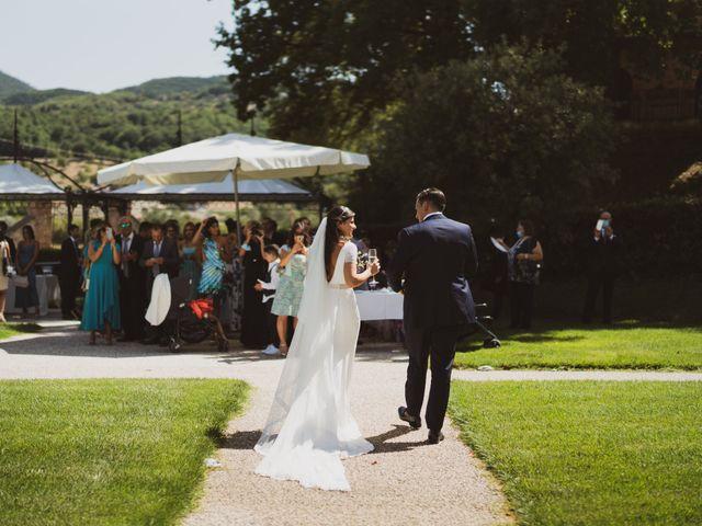 Il matrimonio di Giulia e Andrea a Rieti, Rieti 58