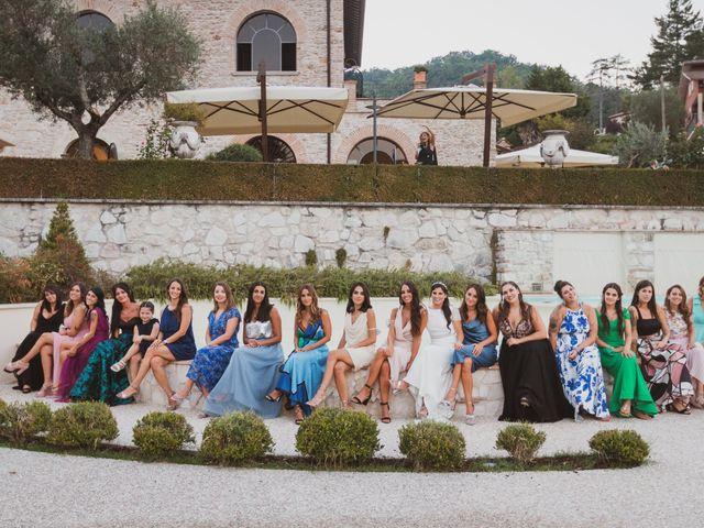 Il matrimonio di Giulia e Andrea a Rieti, Rieti 76