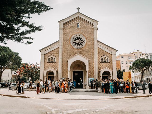 Il matrimonio di Lara e Gabriele a Senigallia, Ancona 20