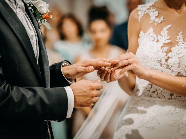 Il matrimonio di Lara e Gabriele a Senigallia, Ancona 28