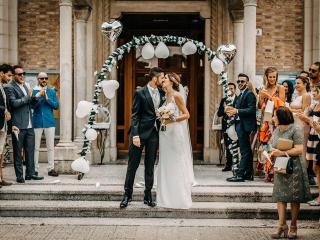 Il matrimonio di Lara e Gabriele a Senigallia, Ancona 33
