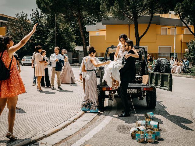 Il matrimonio di Lara e Gabriele a Senigallia, Ancona 34