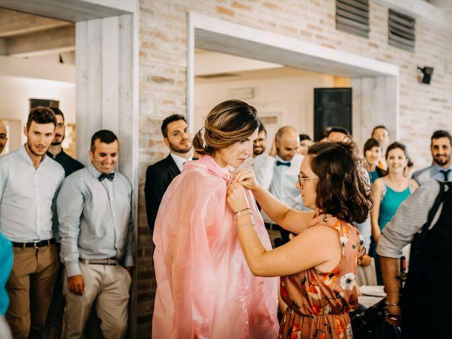 Il matrimonio di Lara e Gabriele a Senigallia, Ancona 49