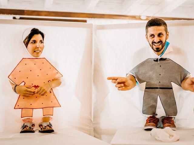 Il matrimonio di Lara e Gabriele a Senigallia, Ancona 52