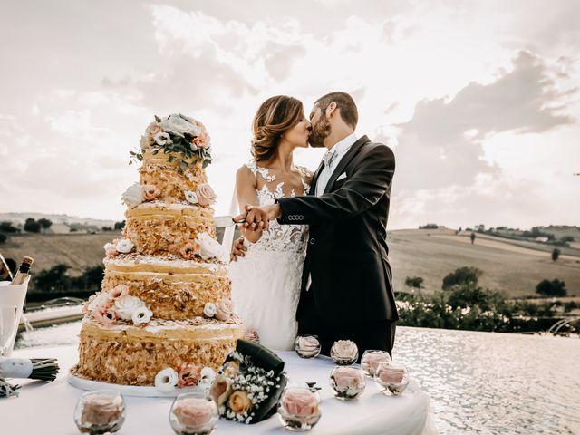 Il matrimonio di Lara e Gabriele a Senigallia, Ancona 59