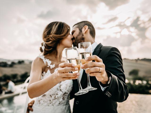 Il matrimonio di Lara e Gabriele a Senigallia, Ancona 61
