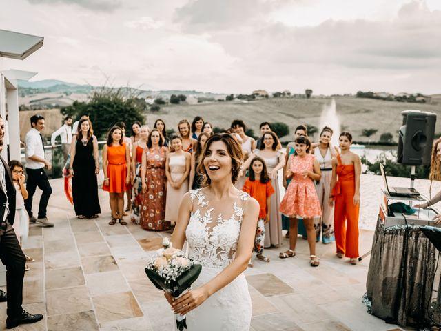 Il matrimonio di Lara e Gabriele a Senigallia, Ancona 69