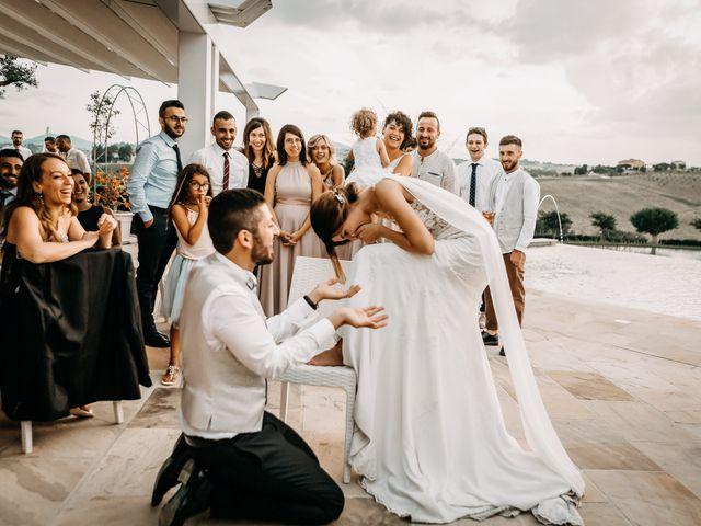 Il matrimonio di Lara e Gabriele a Senigallia, Ancona 72