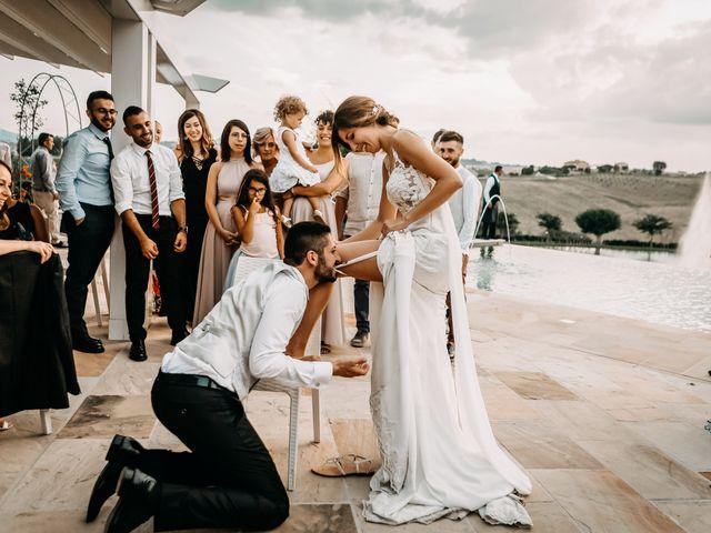 Il matrimonio di Lara e Gabriele a Senigallia, Ancona 73