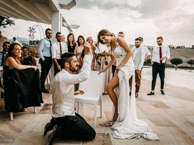 Il matrimonio di Lara e Gabriele a Senigallia, Ancona 74