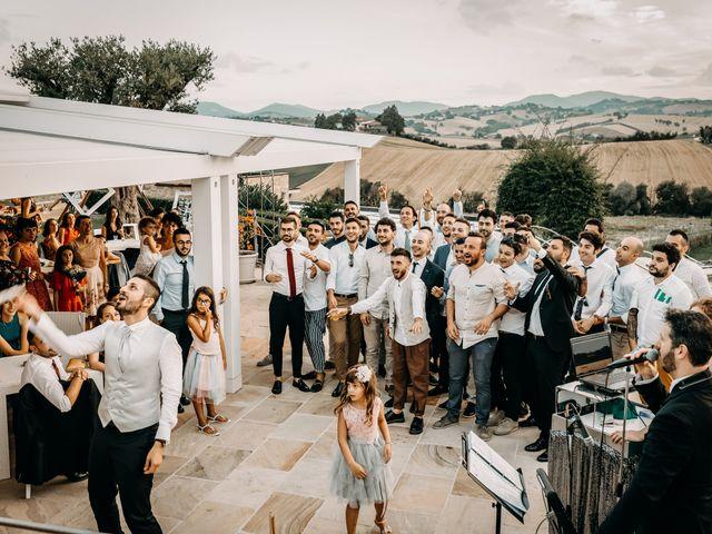 Il matrimonio di Lara e Gabriele a Senigallia, Ancona 76