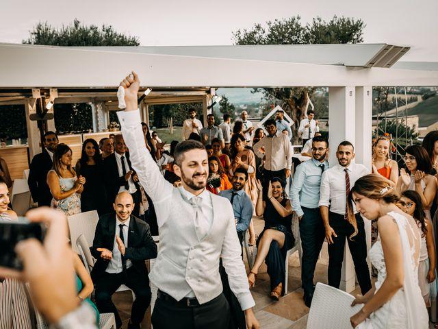 Il matrimonio di Lara e Gabriele a Senigallia, Ancona 77